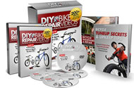 promote diy bike repair as affiliate