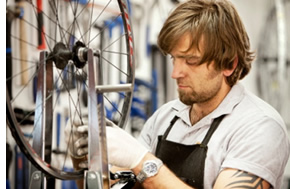 complete bike repair maintance videos